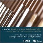 J.S. Bach: Erhalt uns, Herr, bei deinem Wort; Cantata BWV 126 & 79; Missa brevis in G BWV 236