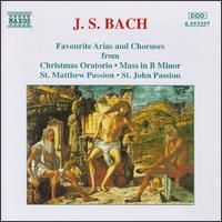 J.S. Bach: Favourite Arias and Choruses - Capella Istropolitana; Faridah Schäfer-Subrata (vocals); Hungarian Radio Children's Choir; József Mukk (vocals);...
