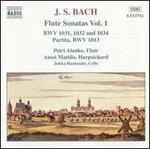 J. S. Bach: Flute Sonatas, Vol. 1