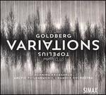 J.S. Bach: Goldberg Variations; H.D. Kraggerud: Topelius Variations