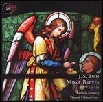 J.S. Bach: Missæ Breves, BWV 233-234