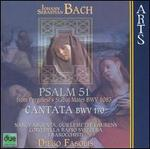 J.S. Bach: Psalm 51; Cantata, BWV 170