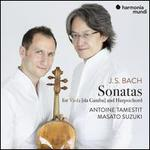 J.S. Bach: Sonatas for Viola (da Gamba) and Harpsichord