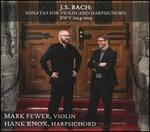 J.S. Bach: Sonatas for Violin and Harpsichord, BWV 1014-1019