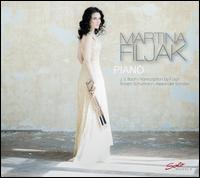 J.S. Bach - transcription by Liszt, Robert Schumann, Alexander Scriabin - Martina Filjak (piano)