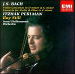 J.S. Bach: Violin Concertos in D mionr & G minor; Concerto for Violin & Oboe in C minor