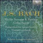 J.S. Bach: Violin Sonatas & Partitas; Cello Suites