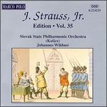 J. Strauss, Jr. Edition, Vol. 35