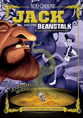 Jack and the Beanstalk: An Interactive Fairy Tale Adventure - Hoena, Blake