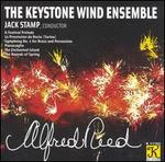 Jack Stamp conducts Alfred Reed