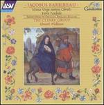 Jacobus Barbireau: Missa Virgo Parens Christi; Kyrie Pastorale