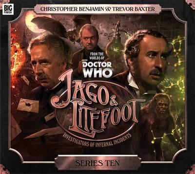 Jago & Litefoot: Series 10 - Bowerman, Lisa (Director), and Carter, Howard (Composer), and Robertson, Jamie (Composer)