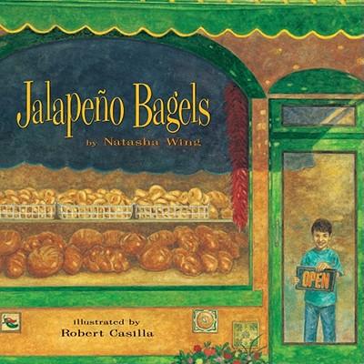 Jalapeno Bagels - Wing, Natasha