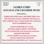 James Cohn: Sonatas and Chamber Music - Joel Tarpley (horn); Jon Manasse (clarinet); Marina Piccinini (flute); Matthew Dine (oboe); Michael Finn (bassoon);...