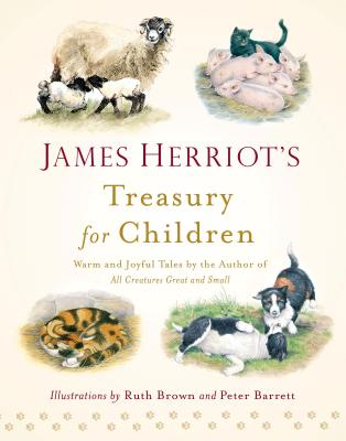 James Herriot's Treasury for Children - Herriot, James