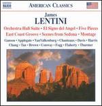 James Lentini: Orchestra Hall Suite: El Signo del Angel; Five Pieces; East Coast Groove