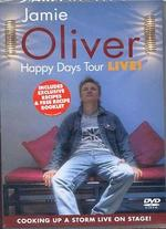 Jamie Oliver: Happy Days Tour Live! [With Recipe Booklet]