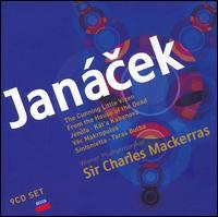 Janácek: Operas [Box Set] - Adolf Tomaschek (vocals); Anna Czaková (vocals); Antonin Svorc (vocals); Beno Blachut (vocals); Blanka Vitkova (vocals);...