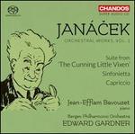 Jan�cek: Orchestral Works, Vol. 1