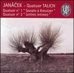Janácek: Quatuors Nos. 1 & 2