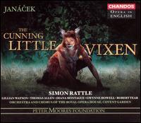 Jan�cek: The Cunning Little Vixen - Adrian Lloyd (vocals); Alexander Rattle (vocals); Anna Lorimar (vocals); Christopher Barnett (vocals);...