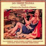 Jan Dismas Zelenka: 6 Sonate a due Hautbaois et Basson