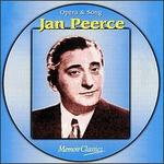 Jan Peerce in Opera and Song