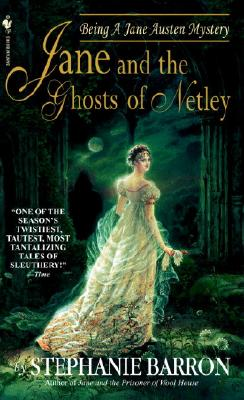 Jane and the Ghosts of Netley - Barron, Stephanie