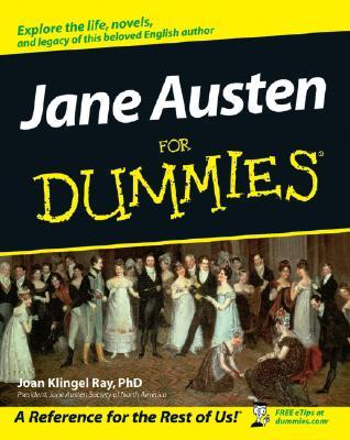 Jane Austen for Dummies - Ray, Joan Elizabeth Klingel