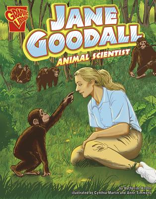 Jane Goodall: Animal Scientist - Krohn, Katherine