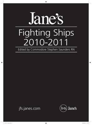 Jane's Fighting Ships - Saunders, Stephen