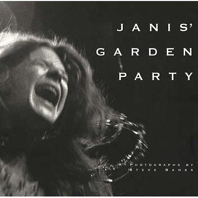 Janis' Garden Party: Janis Joplin in Concert, Madison Square Garden, New York City, Friday 19 December 1969 - Banks, Steve