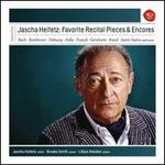 Jascha Heifetz: Favourite Recital Pieces & Encore