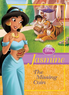 Jasmine: The Missing Coin - Nathan, Sarah