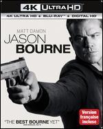 Jason Bourne [4K Ultra HD Blu-ray/DVD]