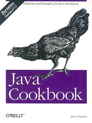 Java Cookbook - Darwin, Ian F