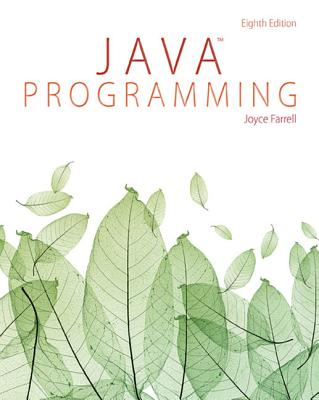 Java Programming - Farrell, Joyce