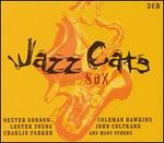 Jazz Cats Sax [Box Set]