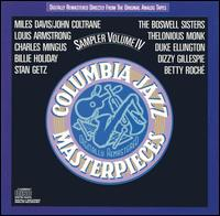Jazz Masterpieces Sampler, Vol. 4 - Various Artists