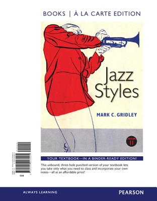 Jazz Styles - Gridley, Mark