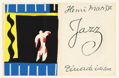 Jazz - Matisse, Henri, and Castleman, Riva, and Hawkes, Sophie (Translated by)