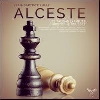 Jean-Baptiste Lully: Alceste - Ambroisine Bré (vocals); Bénédicte Tauran (vocals); Douglas Williams (vocals); Edwin Crossley-Mercer (vocals);...