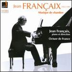 Jean Françaix: Musique de chambre
