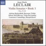 Jean-Marie Leclair: Violin Sonatas, Book 1