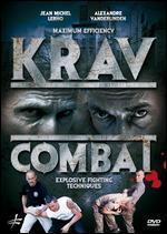 Jean Michel Lerho/Alexandre Vanderlinden: Krav Combat -