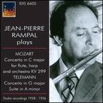 Jean-Pierre Rampal Plays Mozart & Telemann
