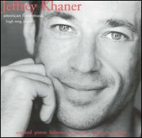 Jeffrey Khaner: American Flute Music - Hugh Sung (piano); Jeffrey Khaner (flute)