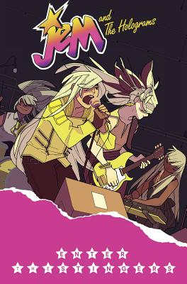 Jem and the Holograms, Vol. 4: Enter the Stingers - Thompson, Kelly