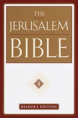 Jerusalem Bible-Jr - Jones, Alexander (Editor)