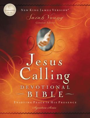 Jesus Calling Devotional Bible-NKJV - Young, Sarah (Editor)
